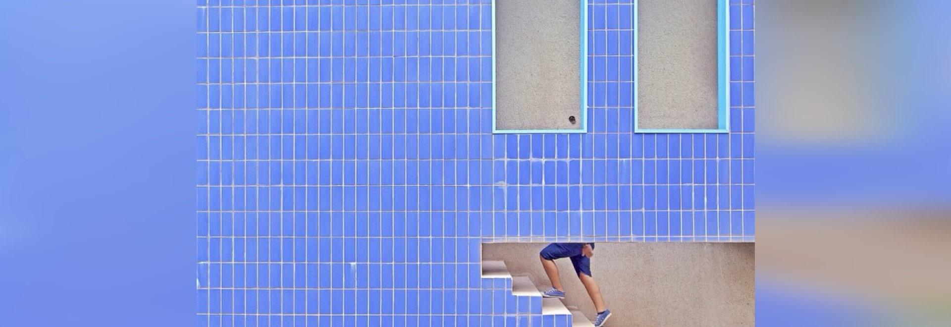 SERGE NAJJAR CAPTURES PATTERNS AND MOVEMENT AMID URBAN CONCRETE