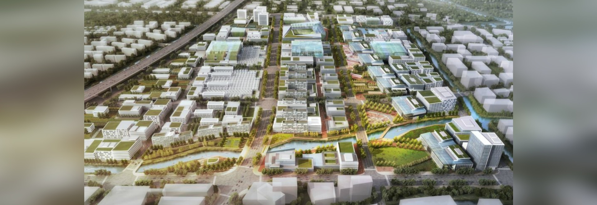 Shanghai is planning a massive 100-hectare vertical farm to feed 24 million people