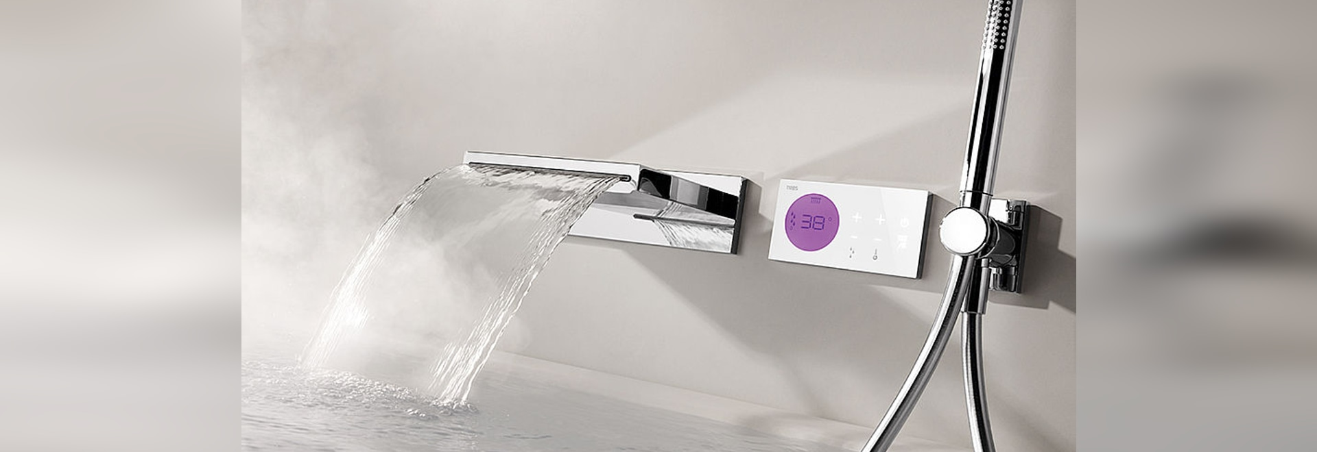 SHOWER TECHNOLOGY®: The revolution in showers