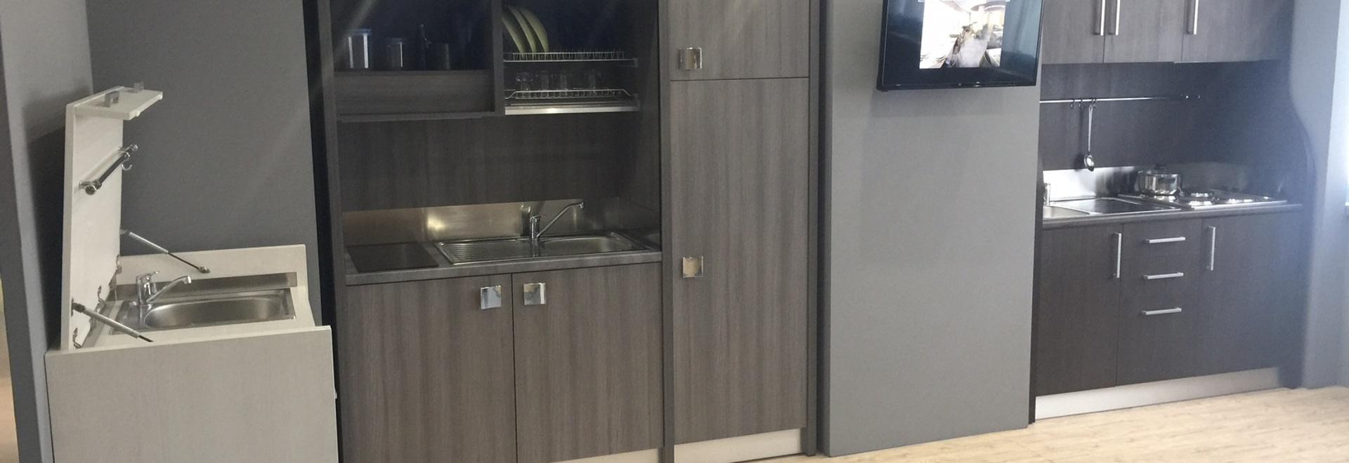 Showroom - mini kitchens