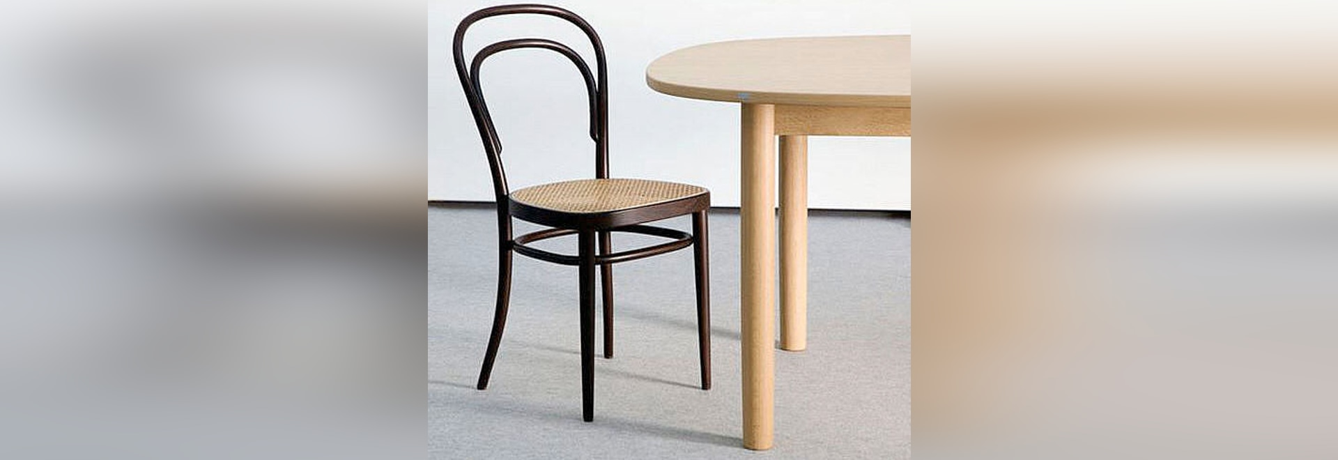 Simply legendary: the unique success story of Thonet''s original Vienna Coffee House Chair 214