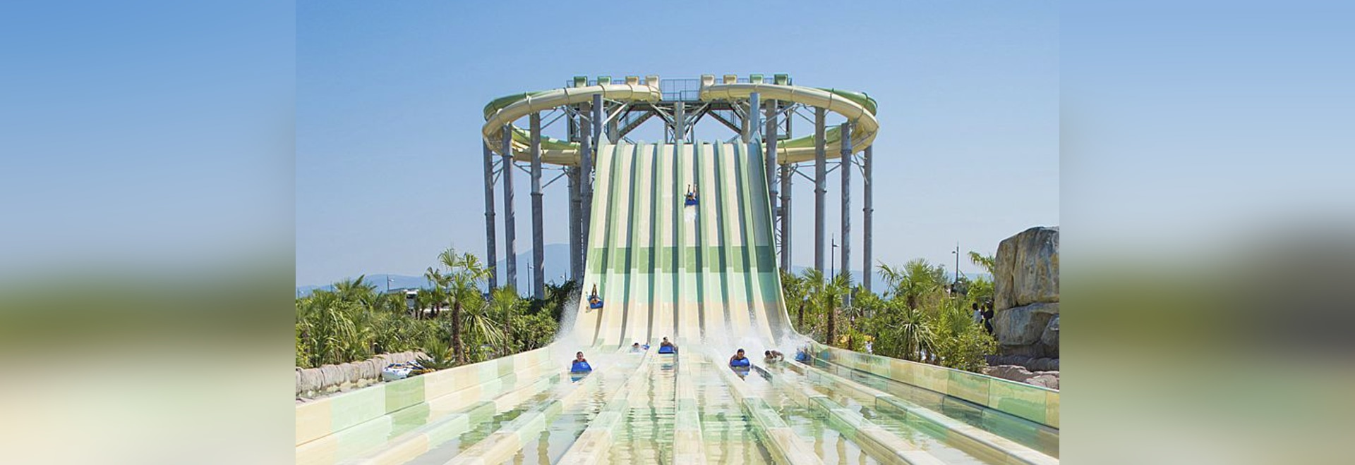 Splashworld Provence Waterpark Opens in France