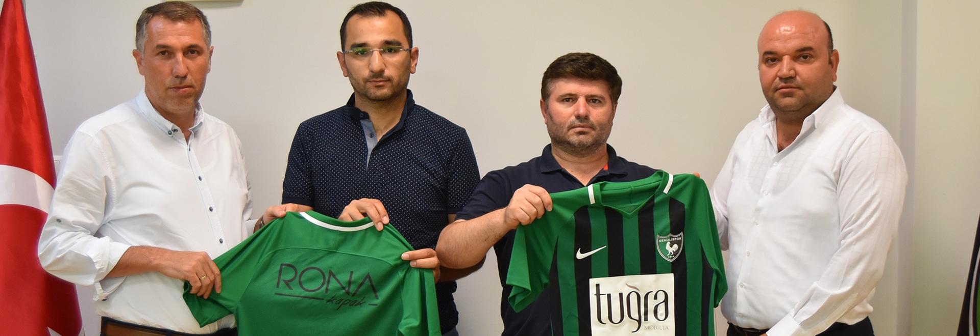 Sponsorship for Denizlispor football team