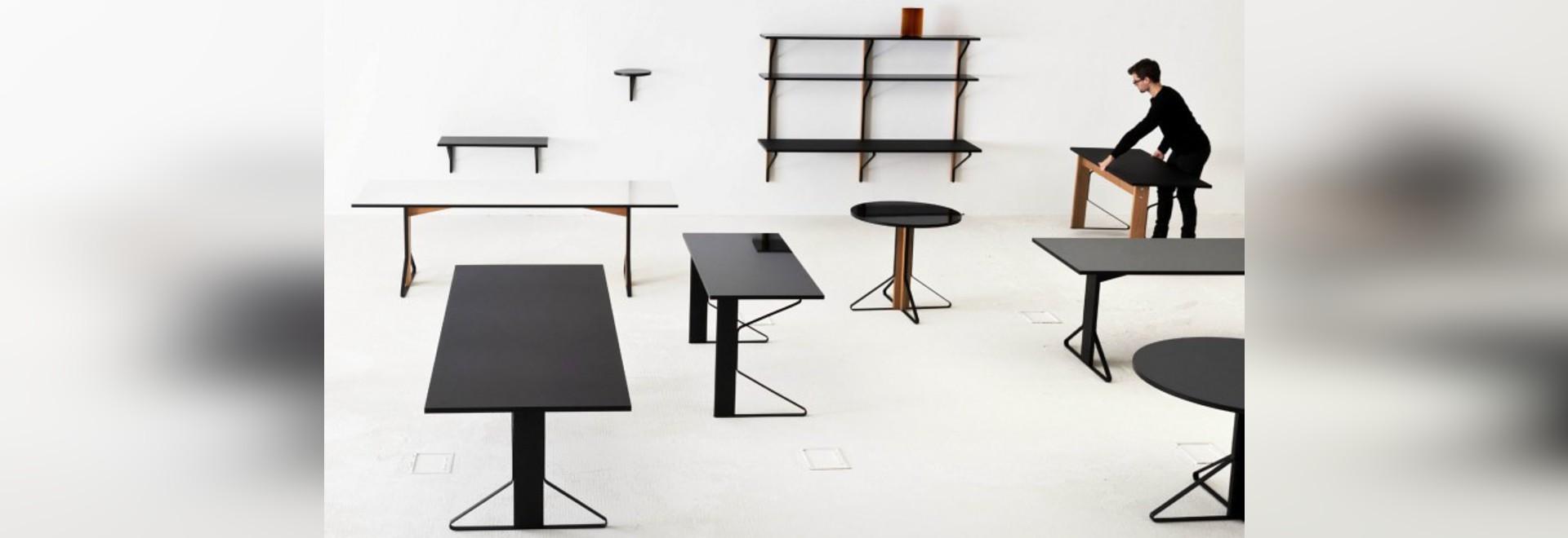 STOCKHOLM 2015: ERWAN & RONAN BOUROULLEC'S KAARI COLLECTION FOR ARTEK