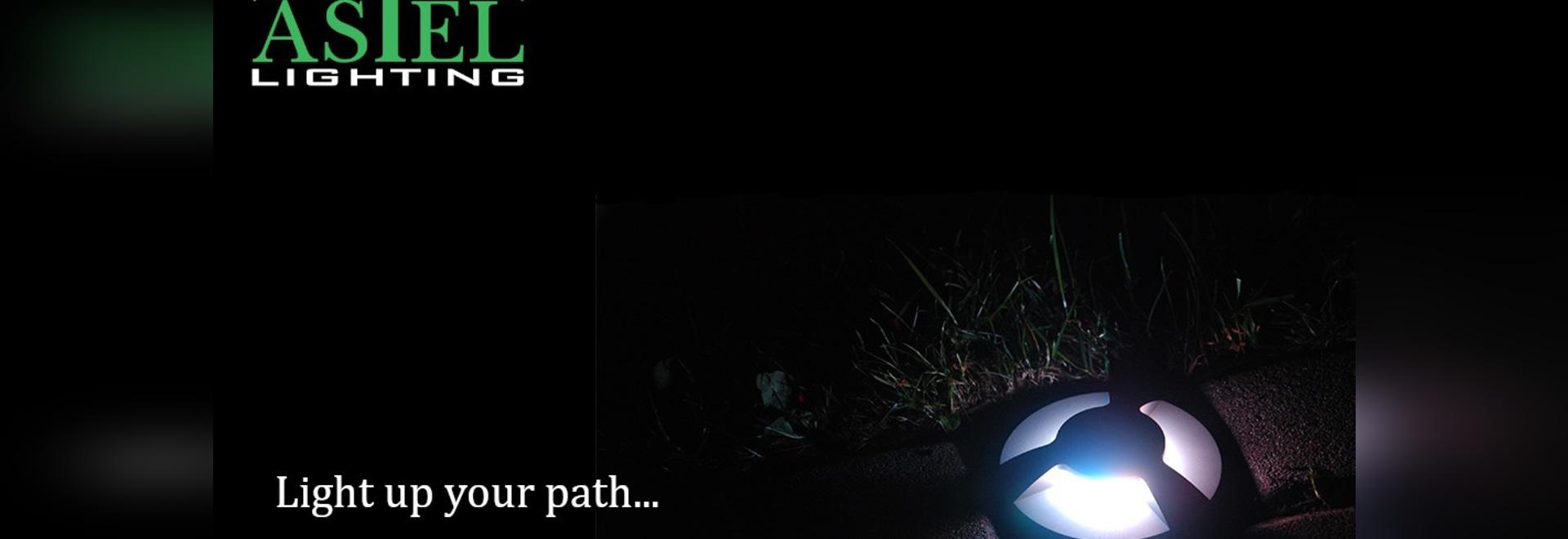 Surface Ground LED Lights UFO