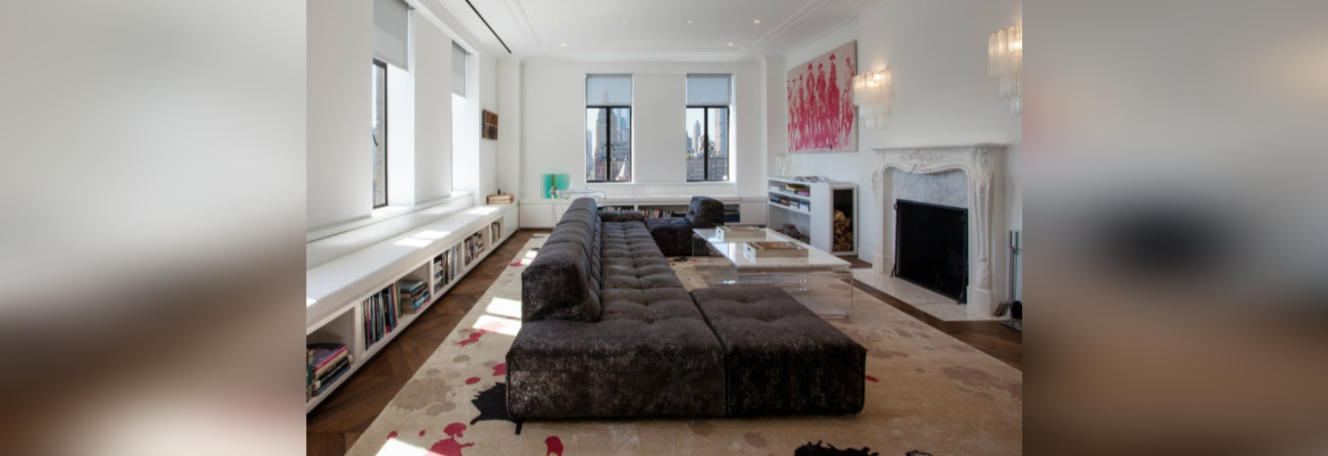Take A Peek Inside Of This Luxury Home in New York City
