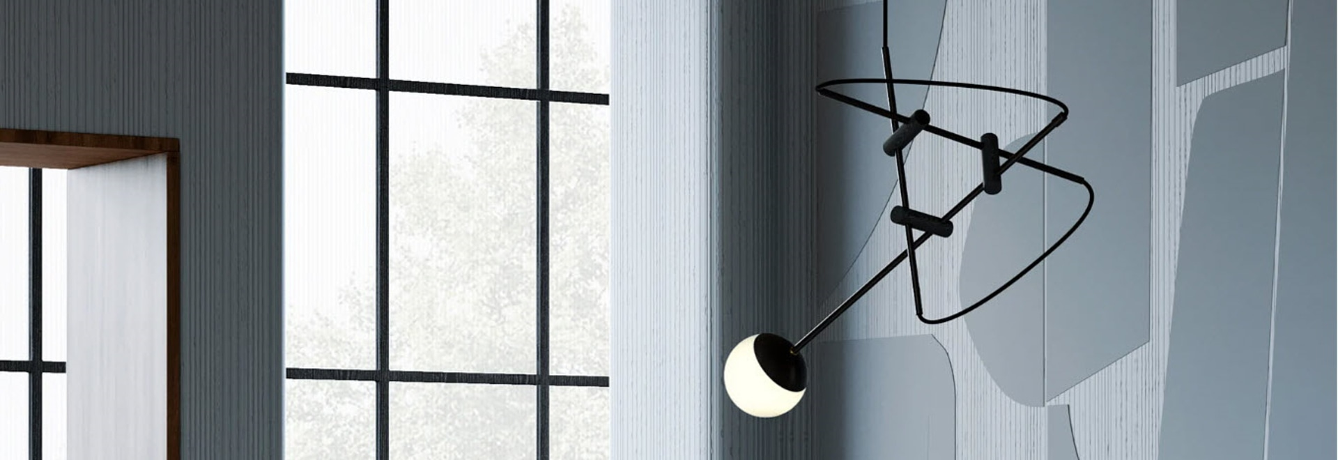 'Tanjun' lighting collection combines japanese culture + minimalist design
