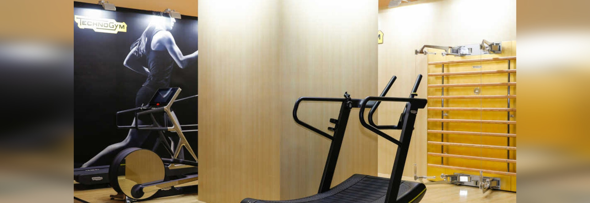 Technogym stand at Salone del Mobile Shanghai