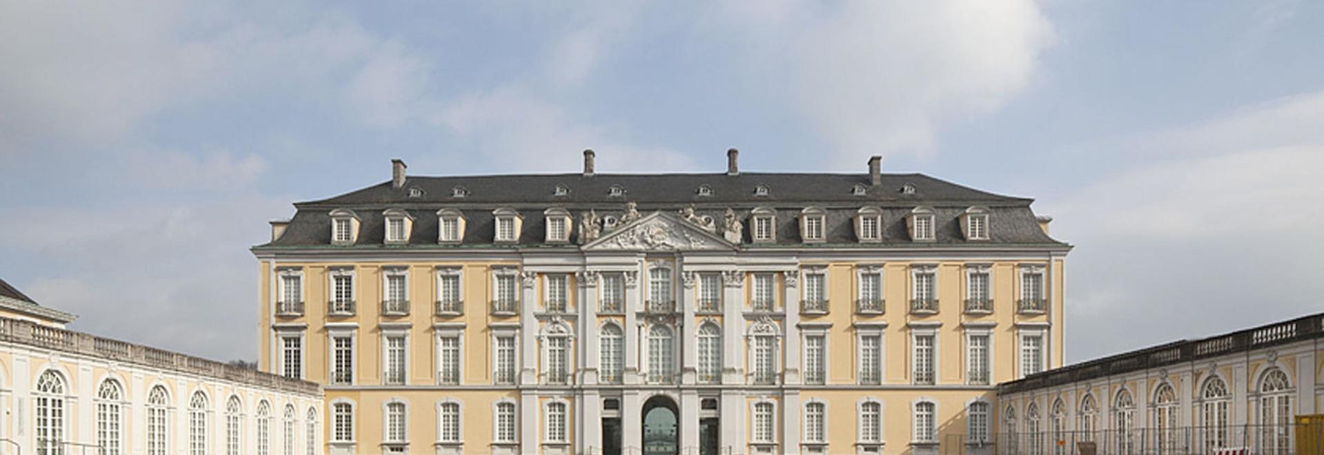 Terrace of Augustusburg Castle restored with Triflex liquid applied waterproofing