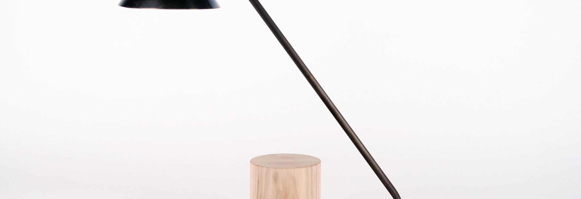 Theorem-Cerused Lamp by DAMM