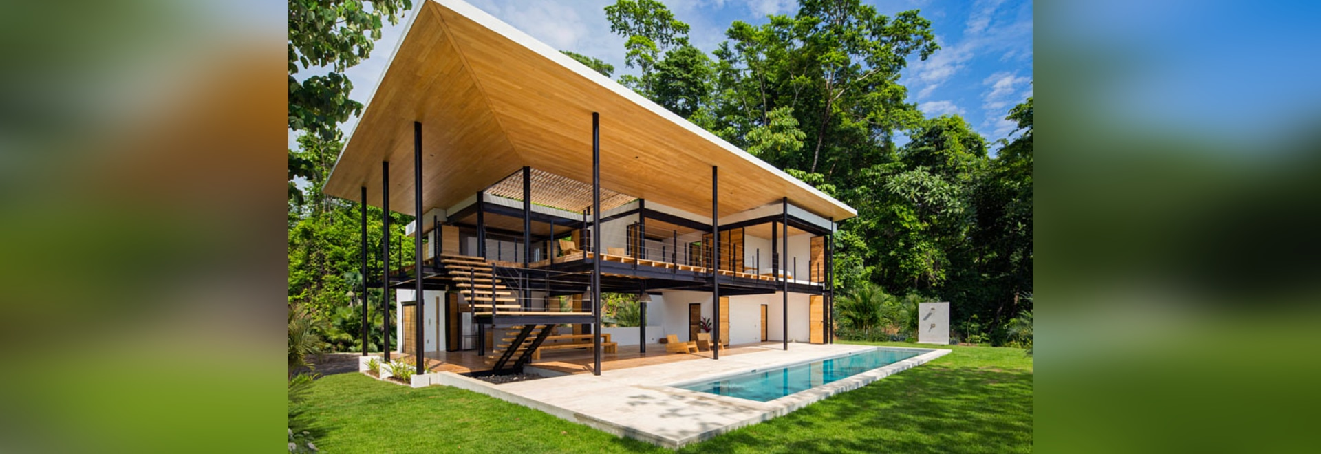 This Tropical House Is Almost Completely Open To The Outside