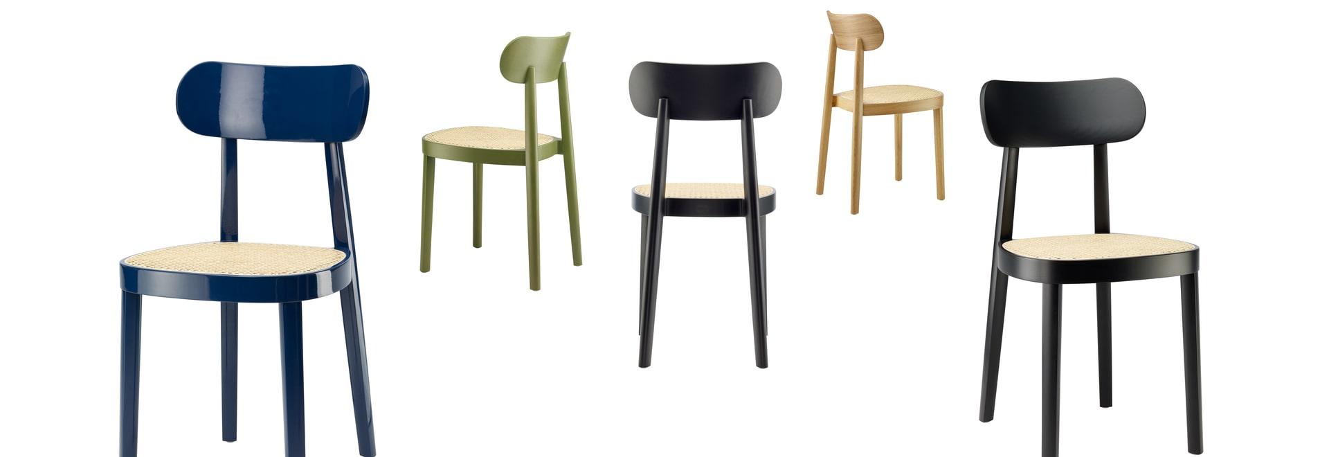 Thonet chair 118