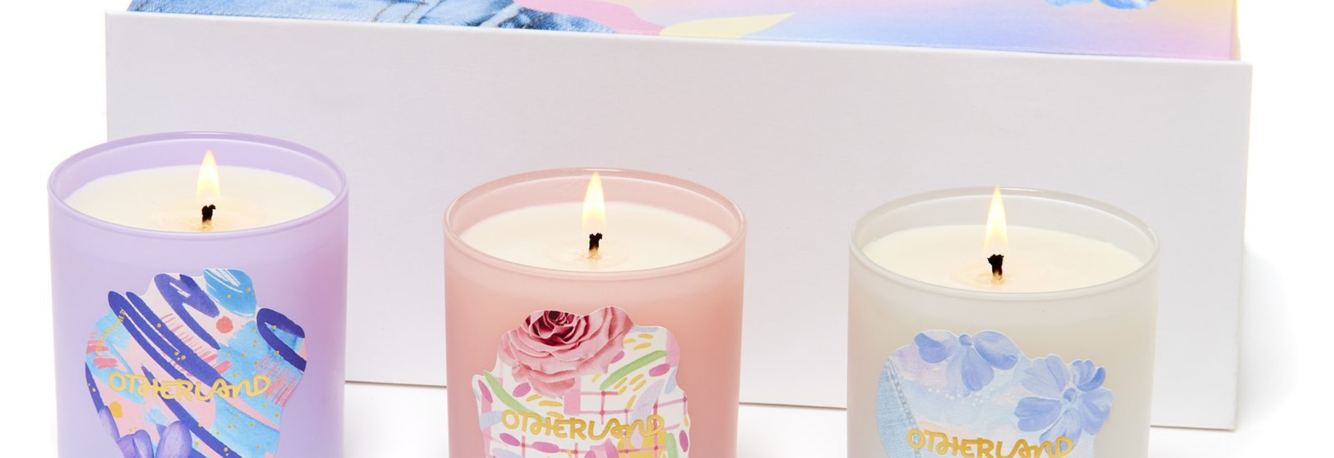 Time Travel Back to the '90s With Otherland's New Candle Collection