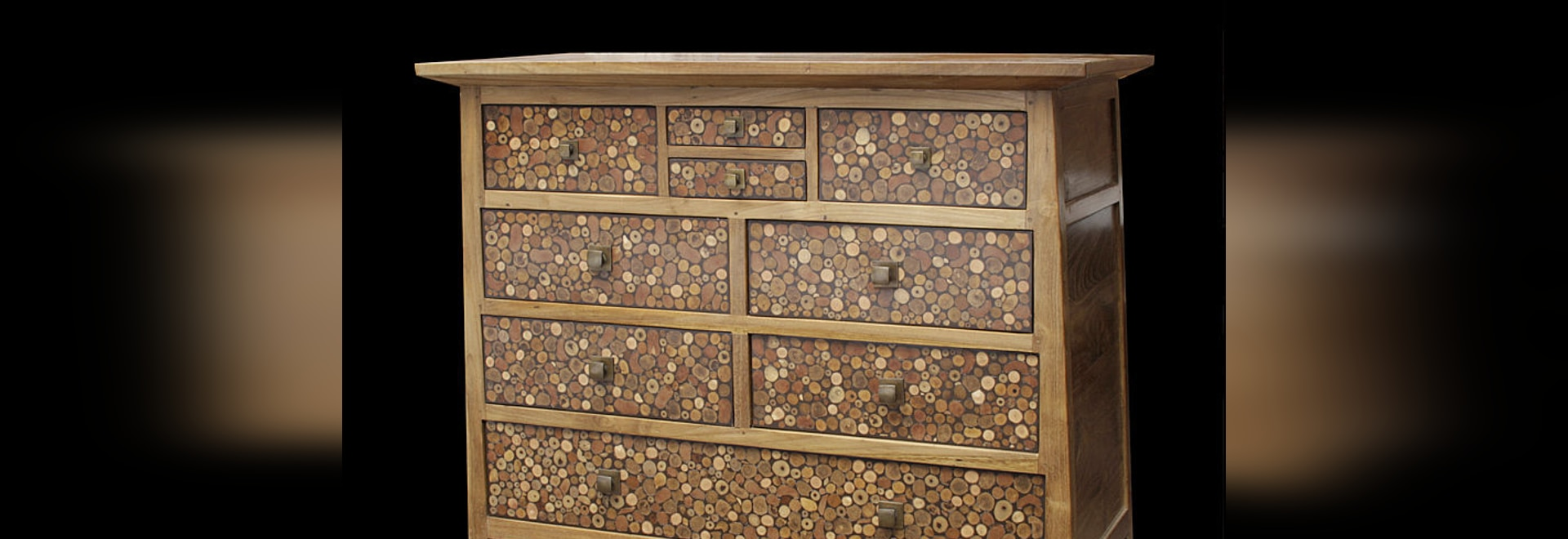 TOJO CHEST OF DRAWERS