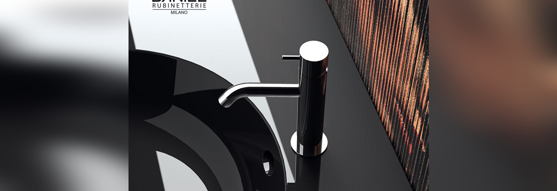 TOKYO FAUCETS COLLECTION by Daniel Rubinetterie