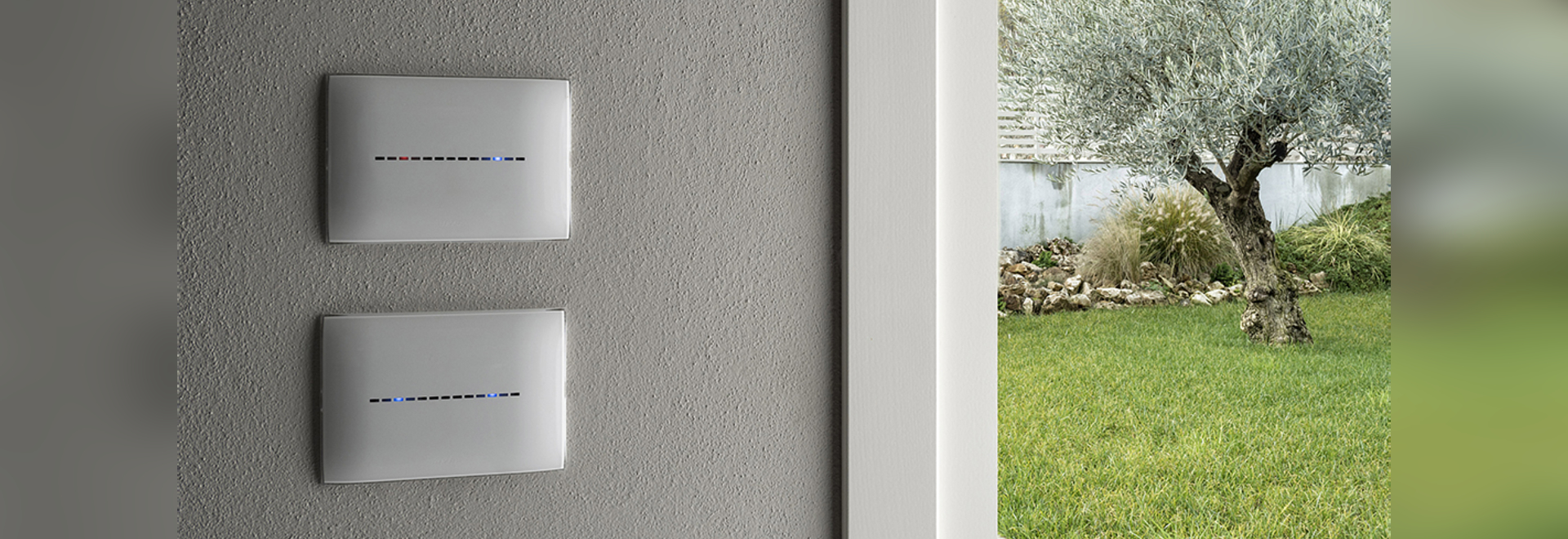 Touch switches: the style signature of a contemporary home