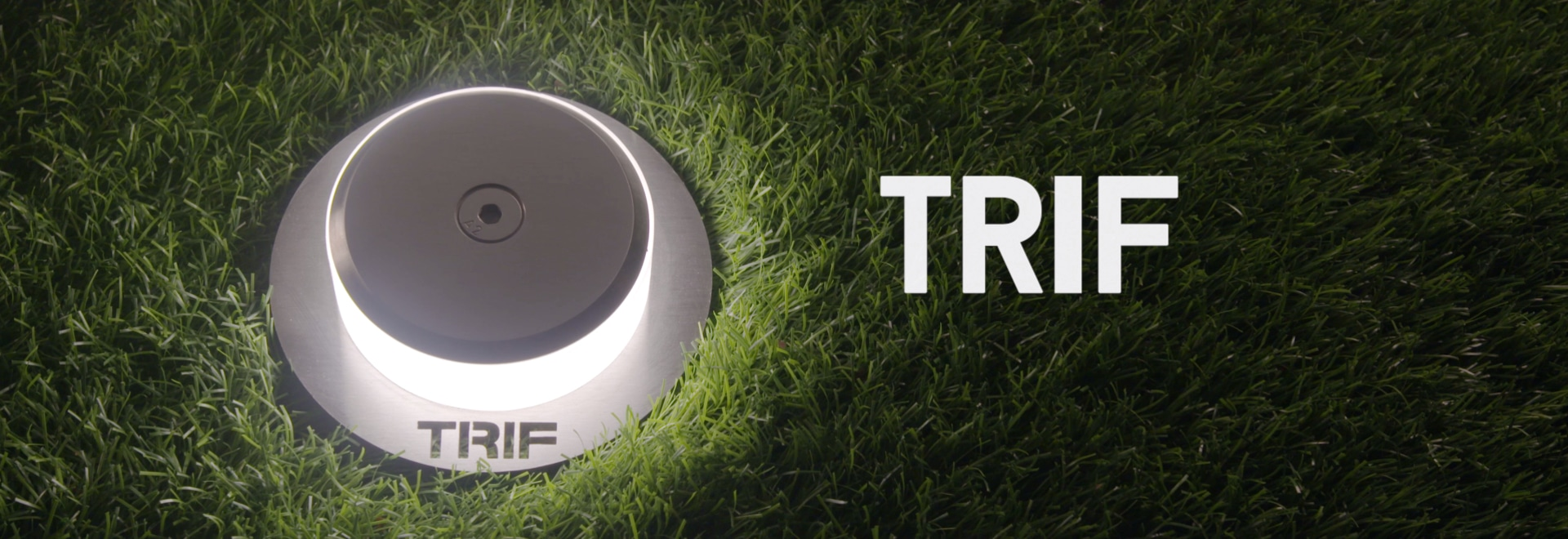 TRIF manufactures unique outdoor LED lights by the IP68/+ice standard