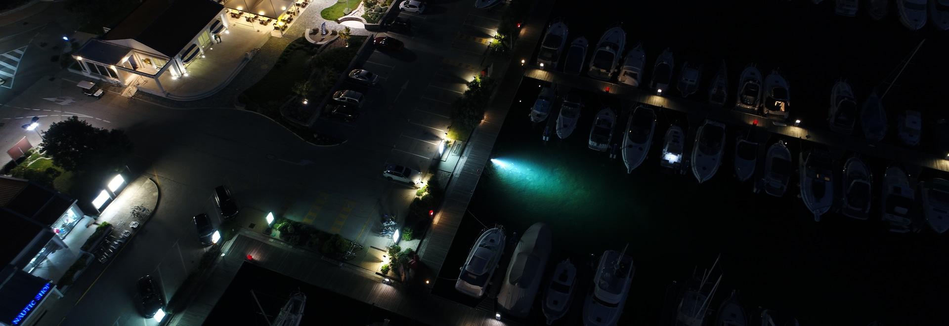 Underwater LED Light CONVEX