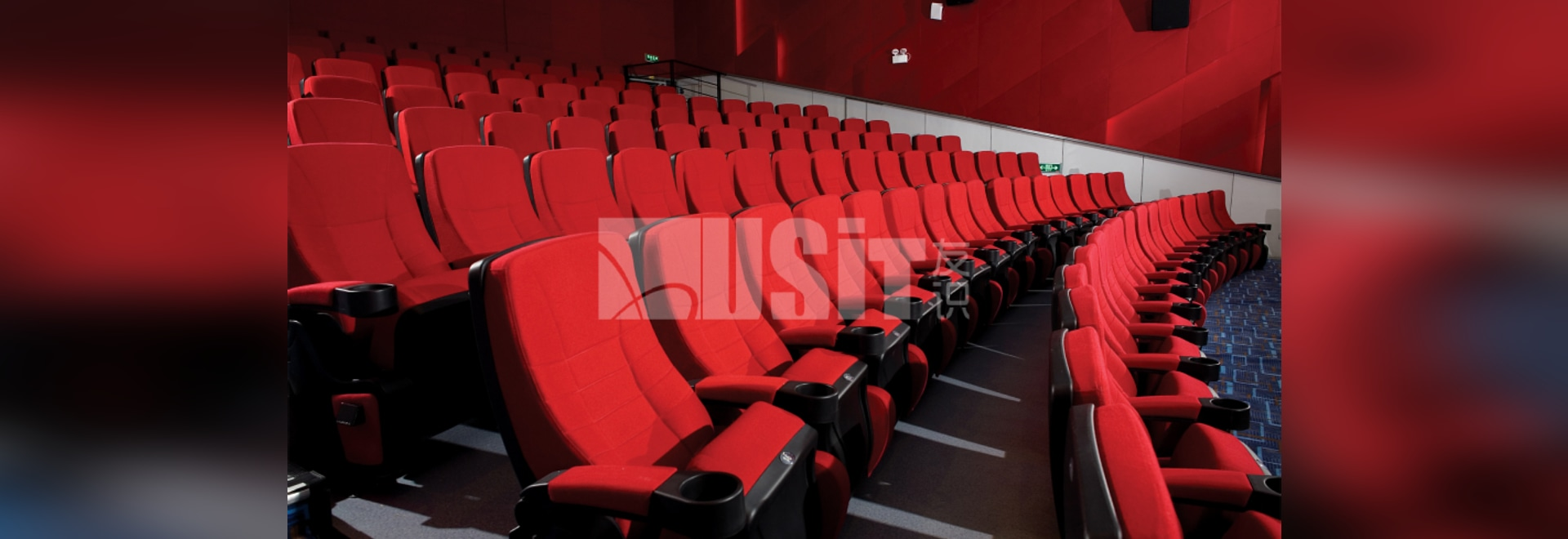 Usit Seating UA-630 in Cinema / Theater of China