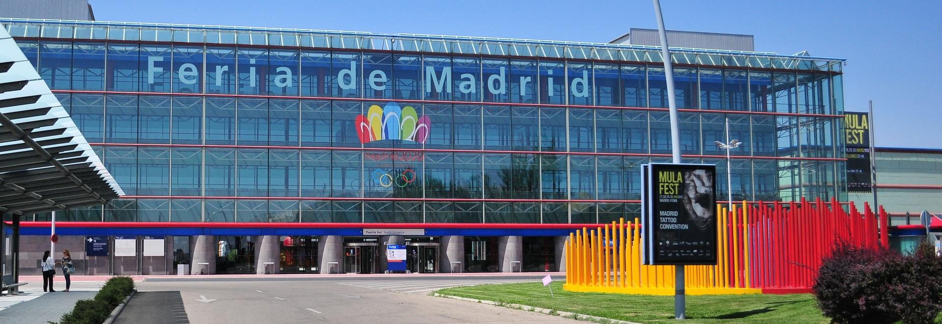 Veteco in Madrid