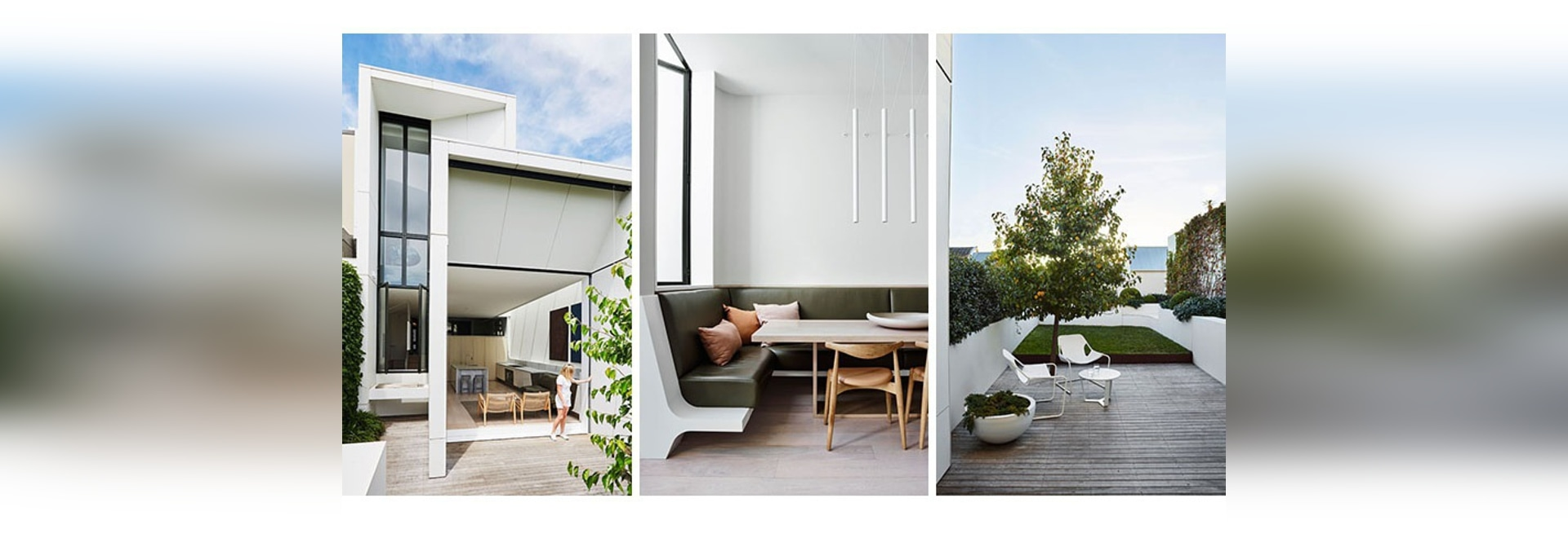 A Victorian House In Australia Has Received A Modern Extension