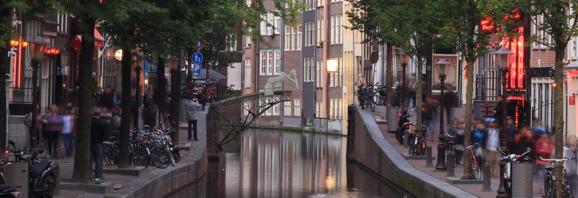Visual of Canal by Joris Laarman Lab.