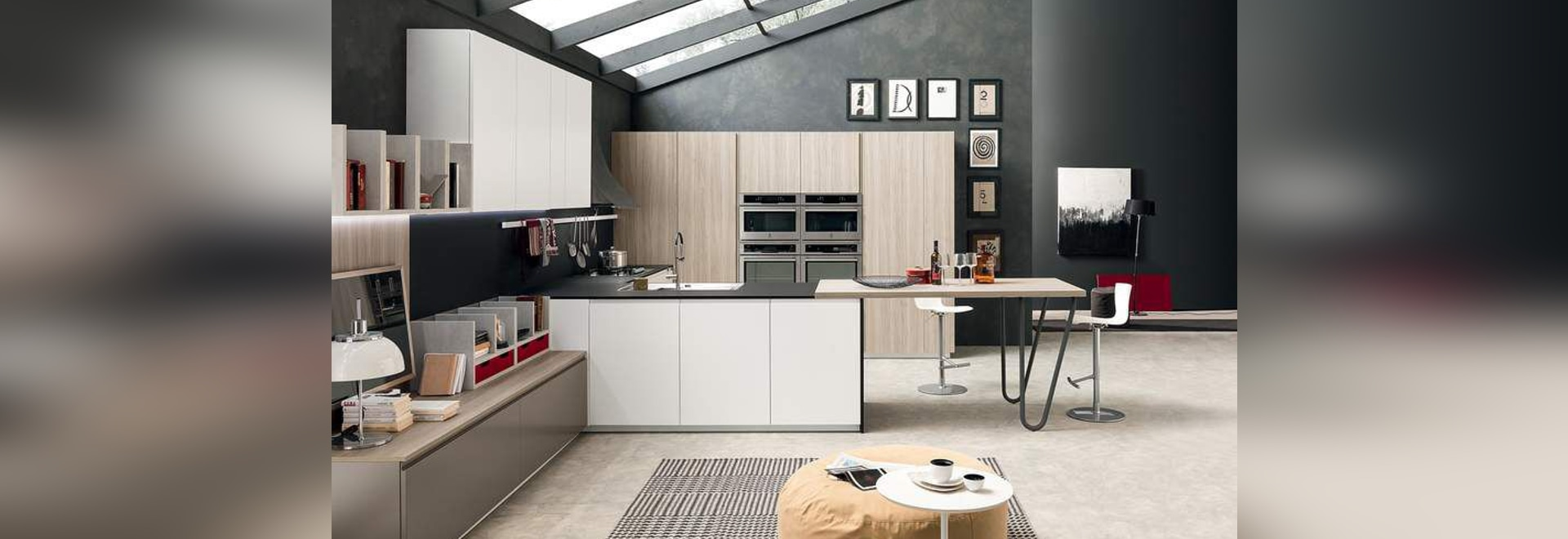 VOLUMIA by Febal Cucine