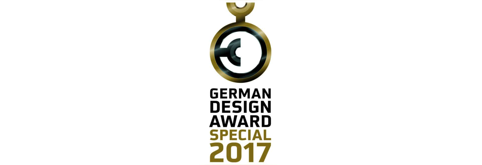 X_TEND awarded with German Design 2017 - Special Mention