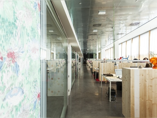 DISSENY HUB BARCELONA OFFICES BY BAAS ARQUITECTURA