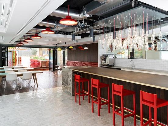 COCA-COLA HQ BY MOREYSMITH