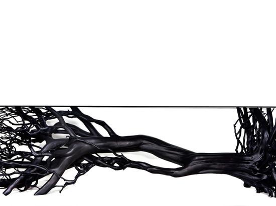 Tree Table by Sebastian Errazuriz