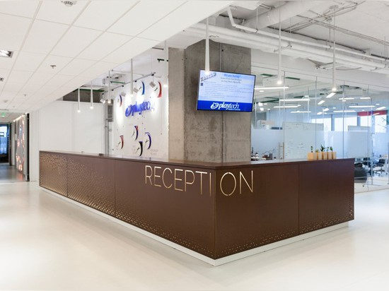 Playtech Office By Soesthetic Group