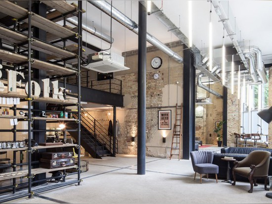 ANALOG FOLK OFFICES BY DH LIBERTY