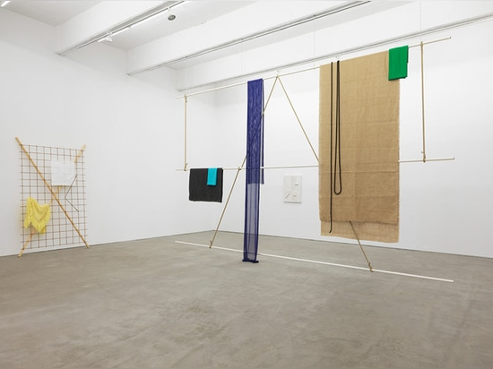 Installation at CRG Gallery, New York, 2014