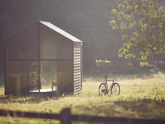 PAUL'S SHED BY NATHALIE DE LEVAL