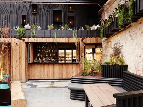 Howler Bar by Splinter Society Architecture