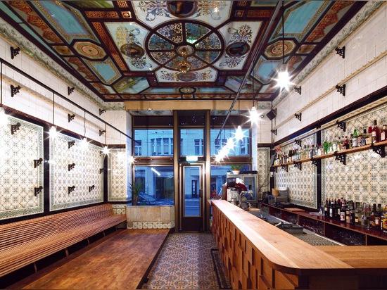 Fleischerei Bar by Michael Grzesiak