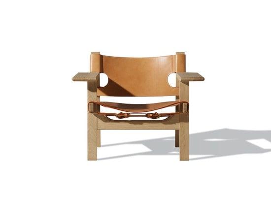 Spanish Chair by Børge Mogensen (1958)