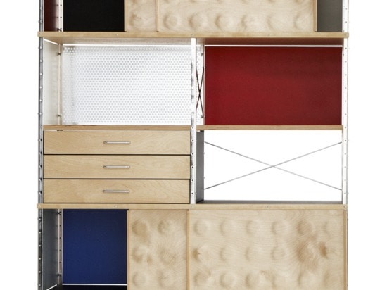 Eames Storage Unit by Charles & Ray Eames (1949)