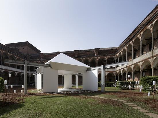 SLIDING NATURE BY TORAFU ARCHITECTS (MILAN 2014)