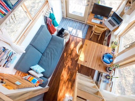 TINY HOMES WITH BIG CHARACTER