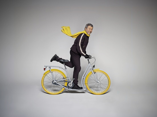 Pibal Bicycle by Philippe Starck & Peugeot