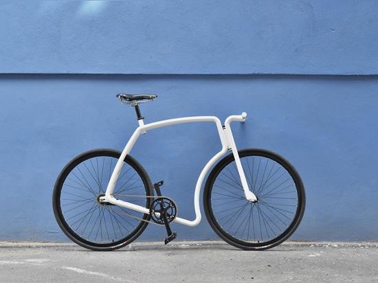 Viks Steel Urban Bicycle