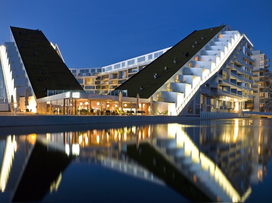 8House by BIG Architects (Ørestad, Denmark, 2009)