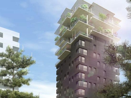 The Democratization of the Skyline, Grenoble
