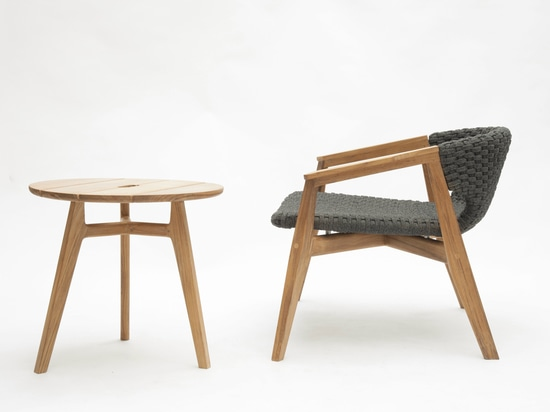 Knit Chair for Ethimo