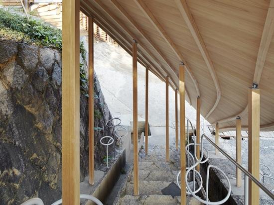Roof and Mushrooms Pavilion