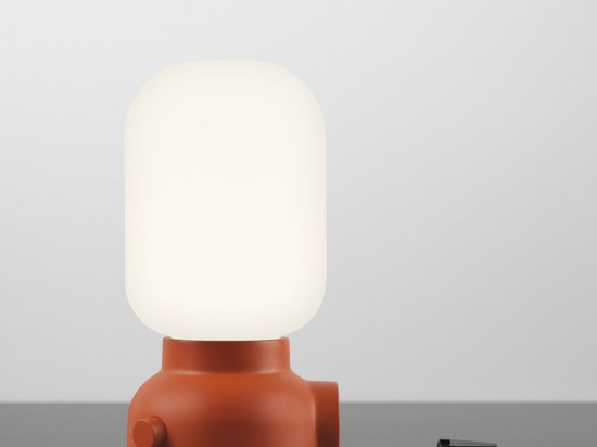 Plug lamp for ateljé Lyktan