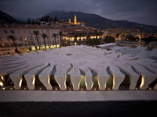 Musée Jean Cocteau in Menton, France, Image © Agence Ricciotti