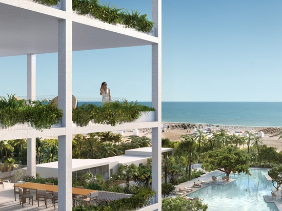 Isay Weinfeld unveils latest designs for update of historic Shore Club in Miami Beach